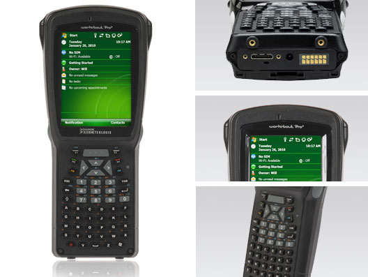 Psion Workabout Pro 3